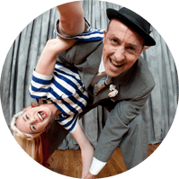 iLindy.com - Online Swing Dance, Lindy Hop and Jazz Classes with world champions Kevin St Laurent & Jo Hoffberg