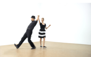 iLindy.com - Lindy Hop leaders styling with Kevin St Laurent & Jo Hoffberg