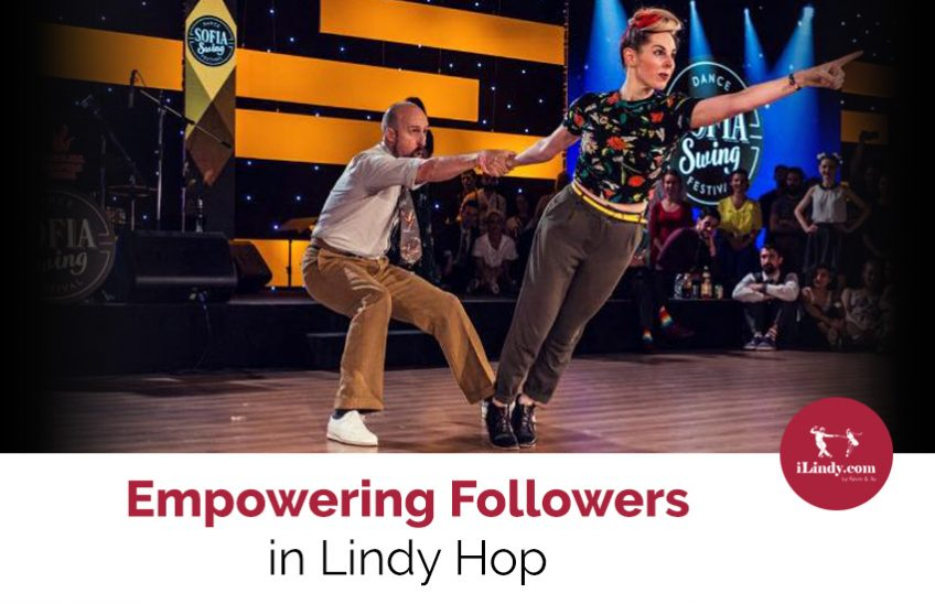 Empowering Followers in Lindy Hop